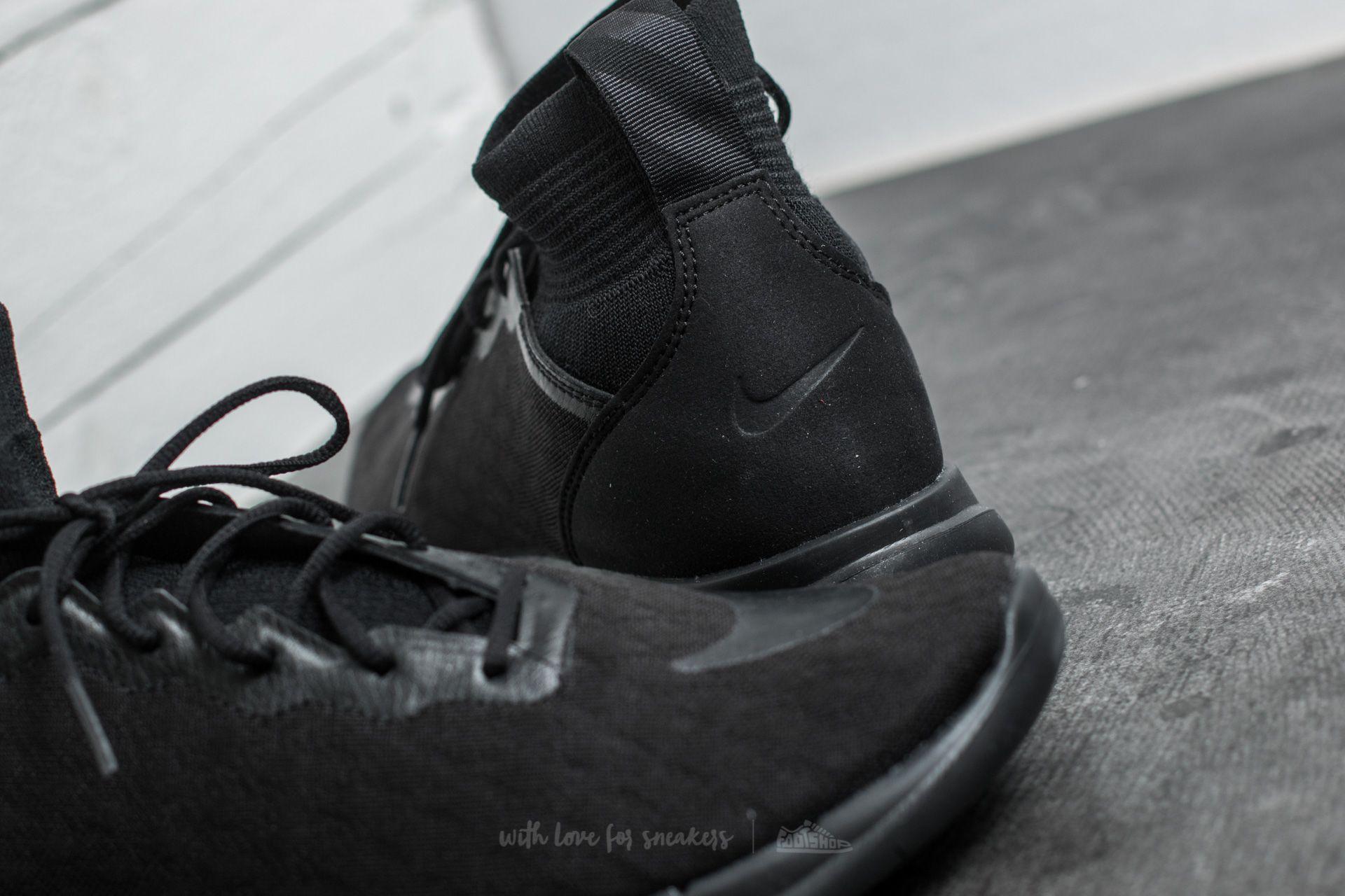 the latest 6179f b94f6 Nike Free Hypervenom 3 Flyknit Black/ Black-Anthracite ...