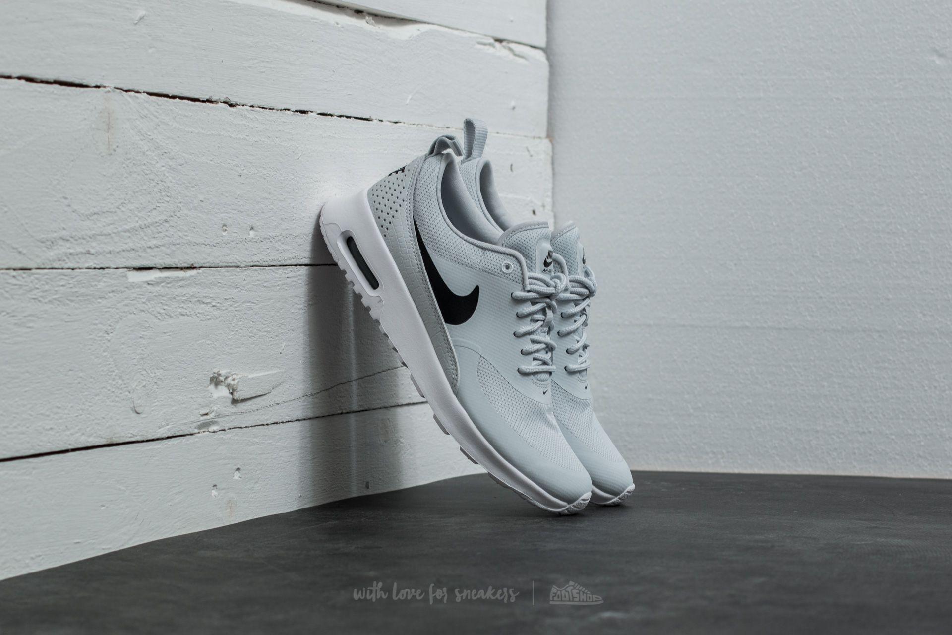 cfaae93dc Nike Wmns Air Max Thea Pure Platinum/ Black-White | Footshop