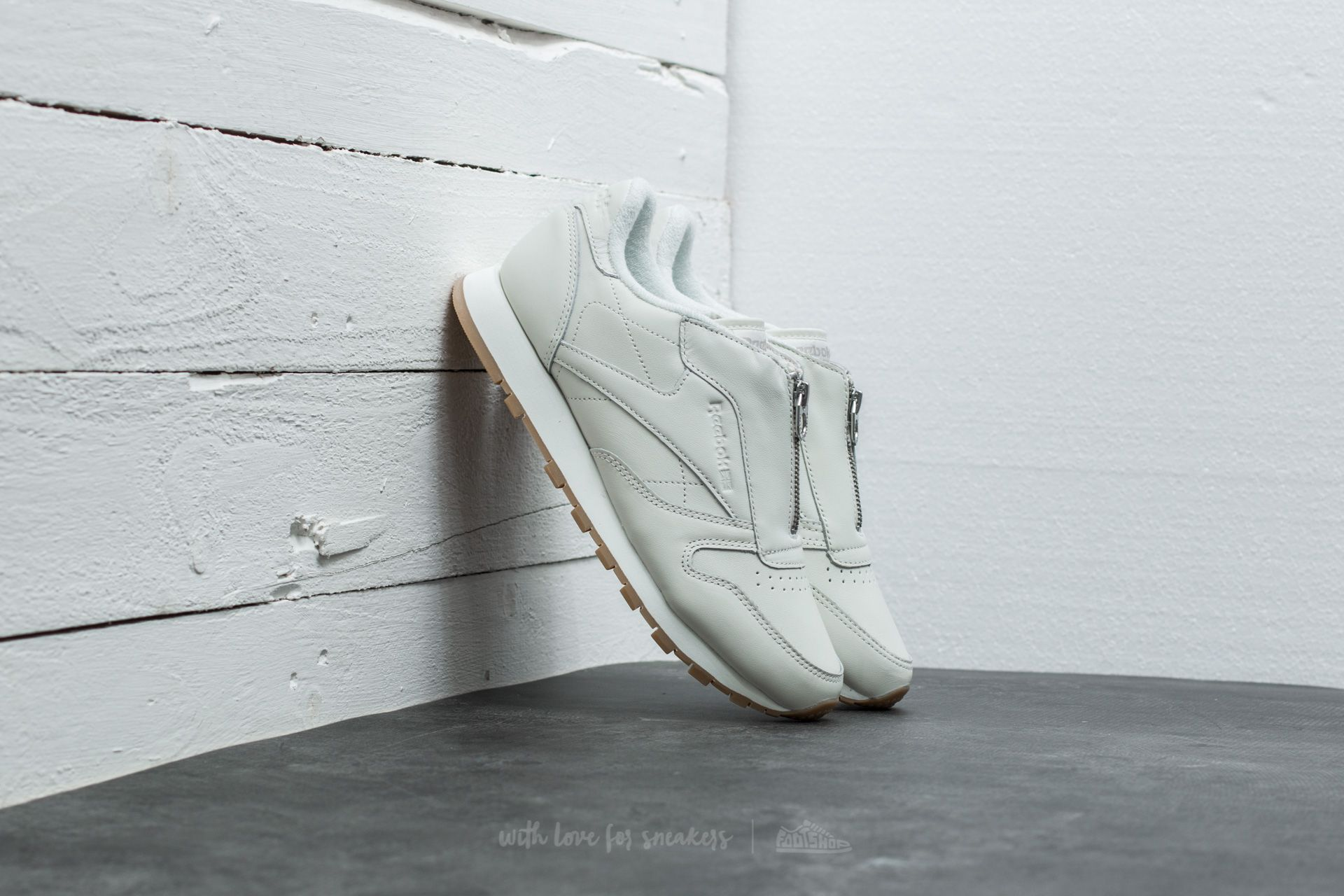 Reebok Classic Leather Zip