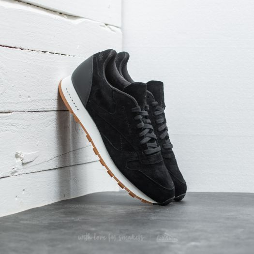 Reebok Classic Leather Seasonal Gum Black Chalk Gum | Footshop