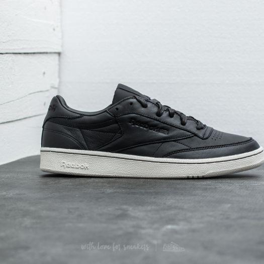 Reebok Club C 85 Negative Pack Black Chalk | Footshop