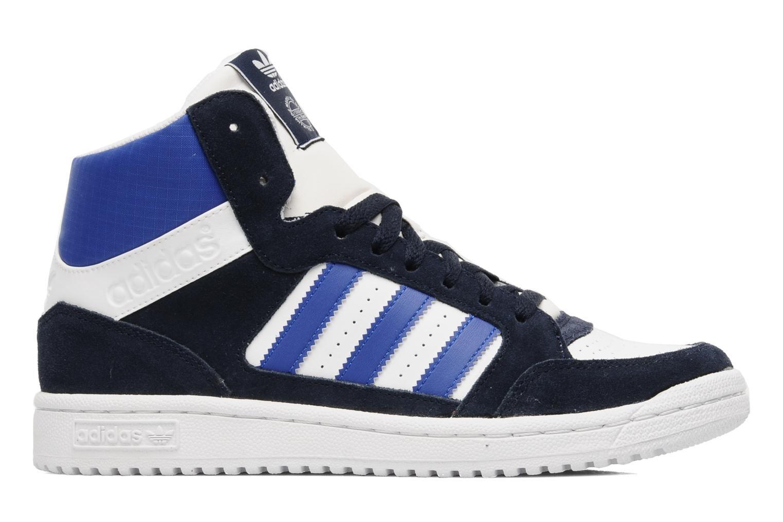 adidas Originals pánské kotníkové boty PRO PLAY - Bílo modré ... e72ae663981