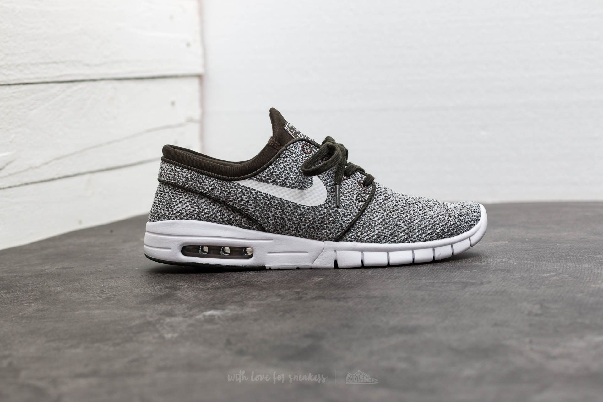shoes Nike Stefan Janoski Max Sequoia