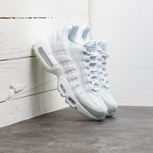 new concept 6cd38 f5792 ... Nike Wmns Air Max 95 SE White Pure Platinum-Ice Footshop  Nike Shoes ...