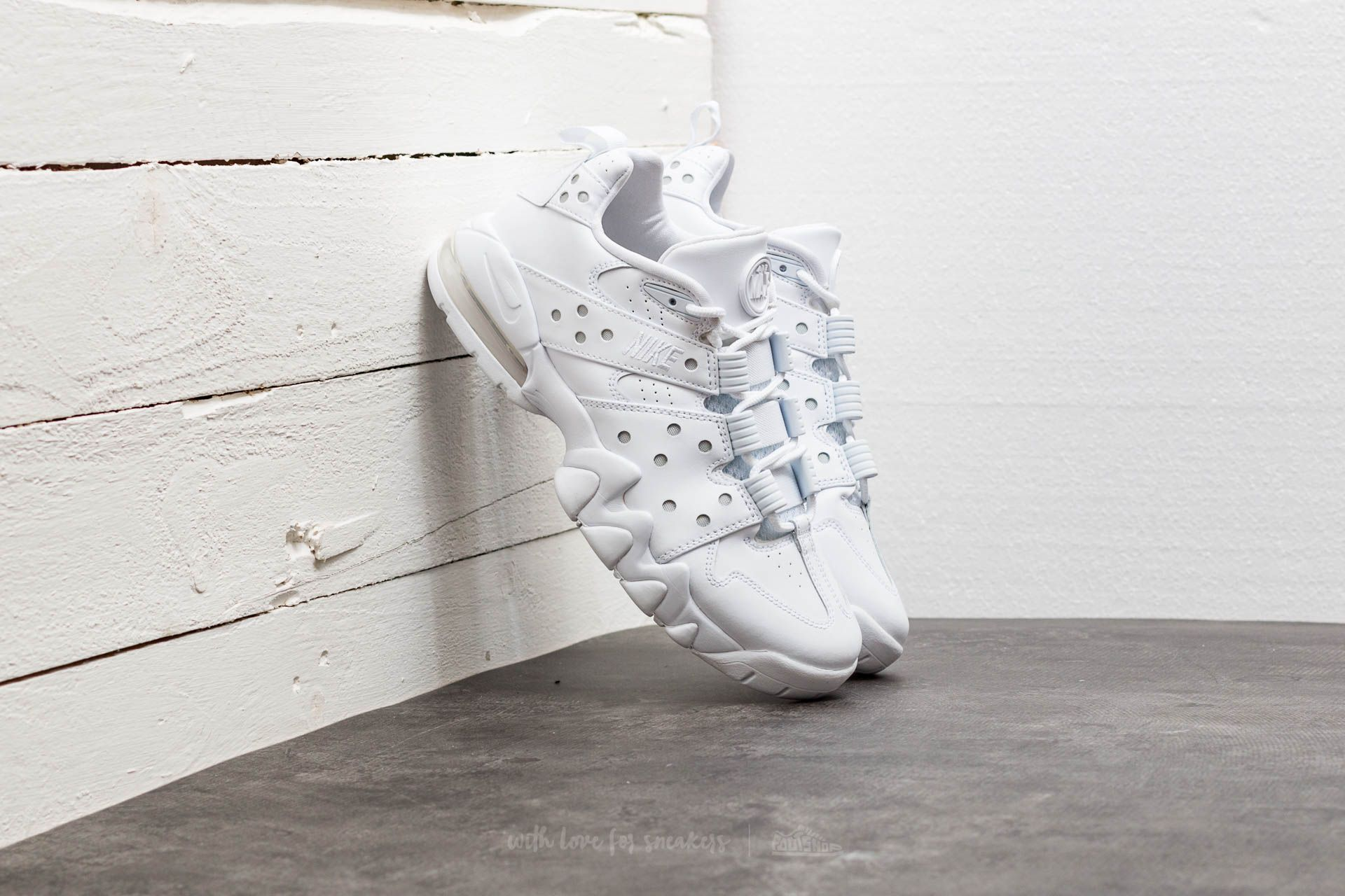 quite nice b19df bf5f8 Nike Air Max2 CB ´94 Low White/ White-White | Footshop