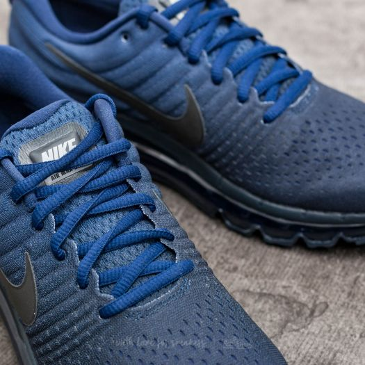 Nike Air MAx 2017 (GS) Binary Blue Black Obsidian | Footshop