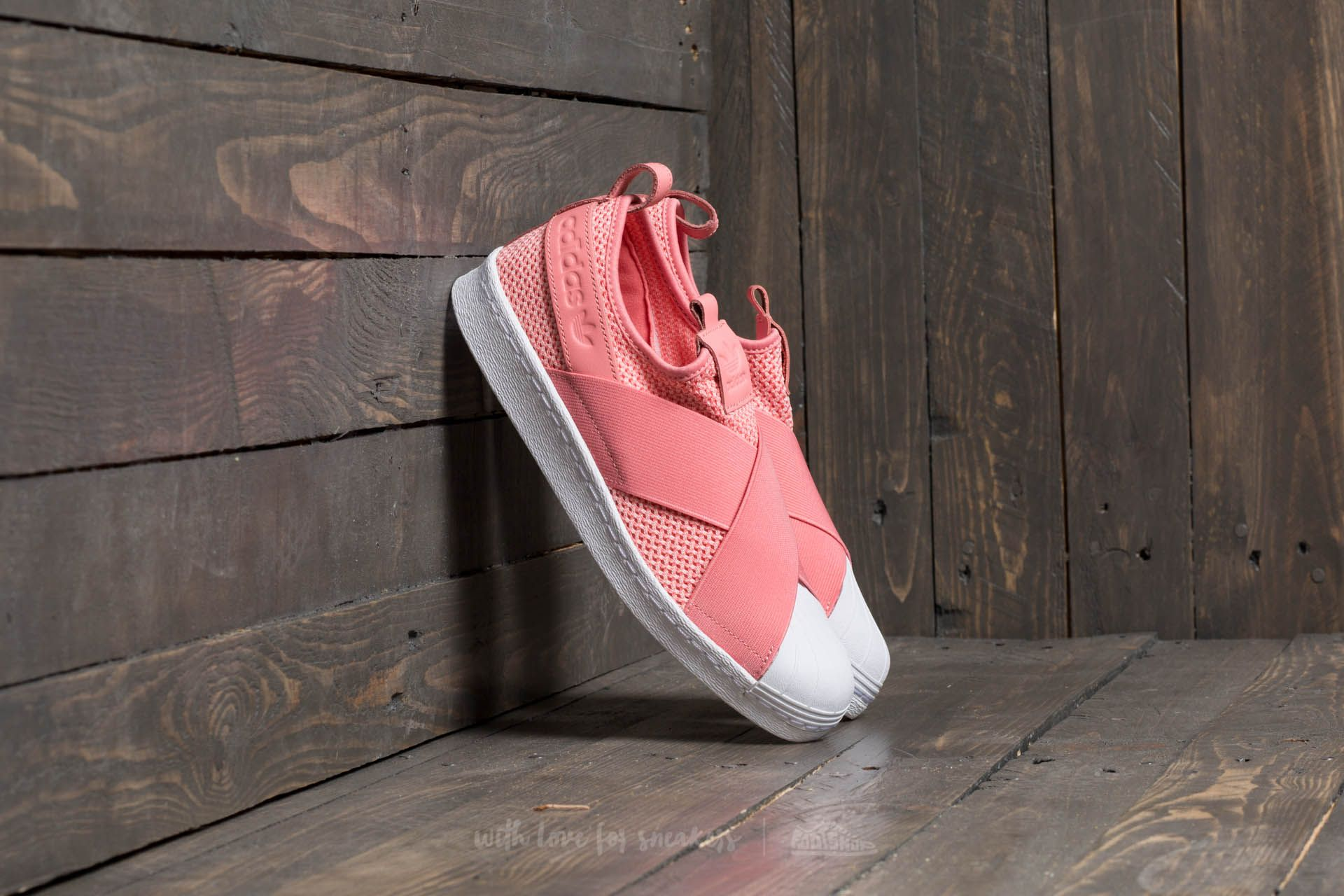 classic 0a744 9cc13 adidas Superstar Slip On W Tactile Rose/ Tactile Rose ...