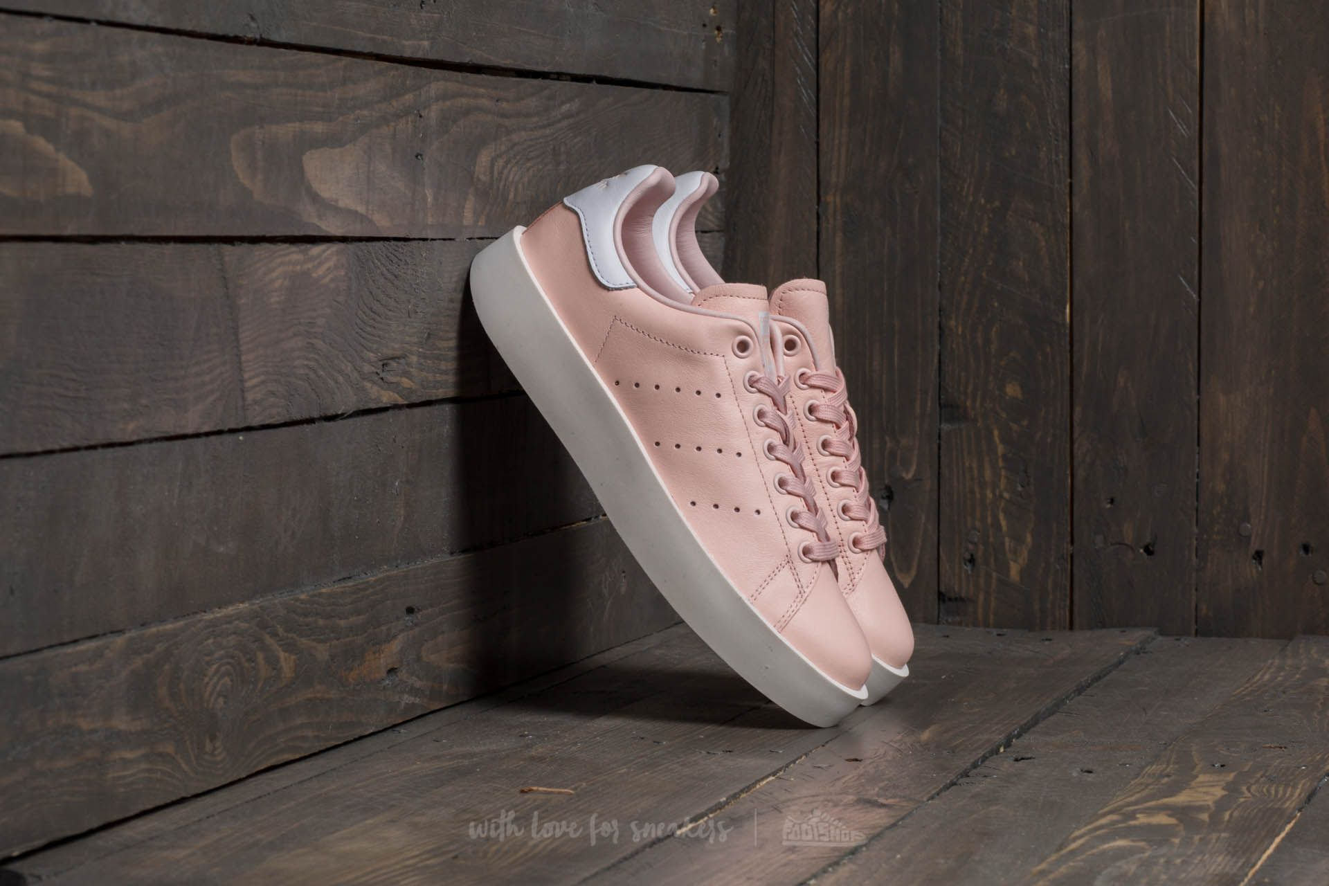 adidas Stan Smith Bold W Icey Pink/ Icey Pink/ Ftw White ...