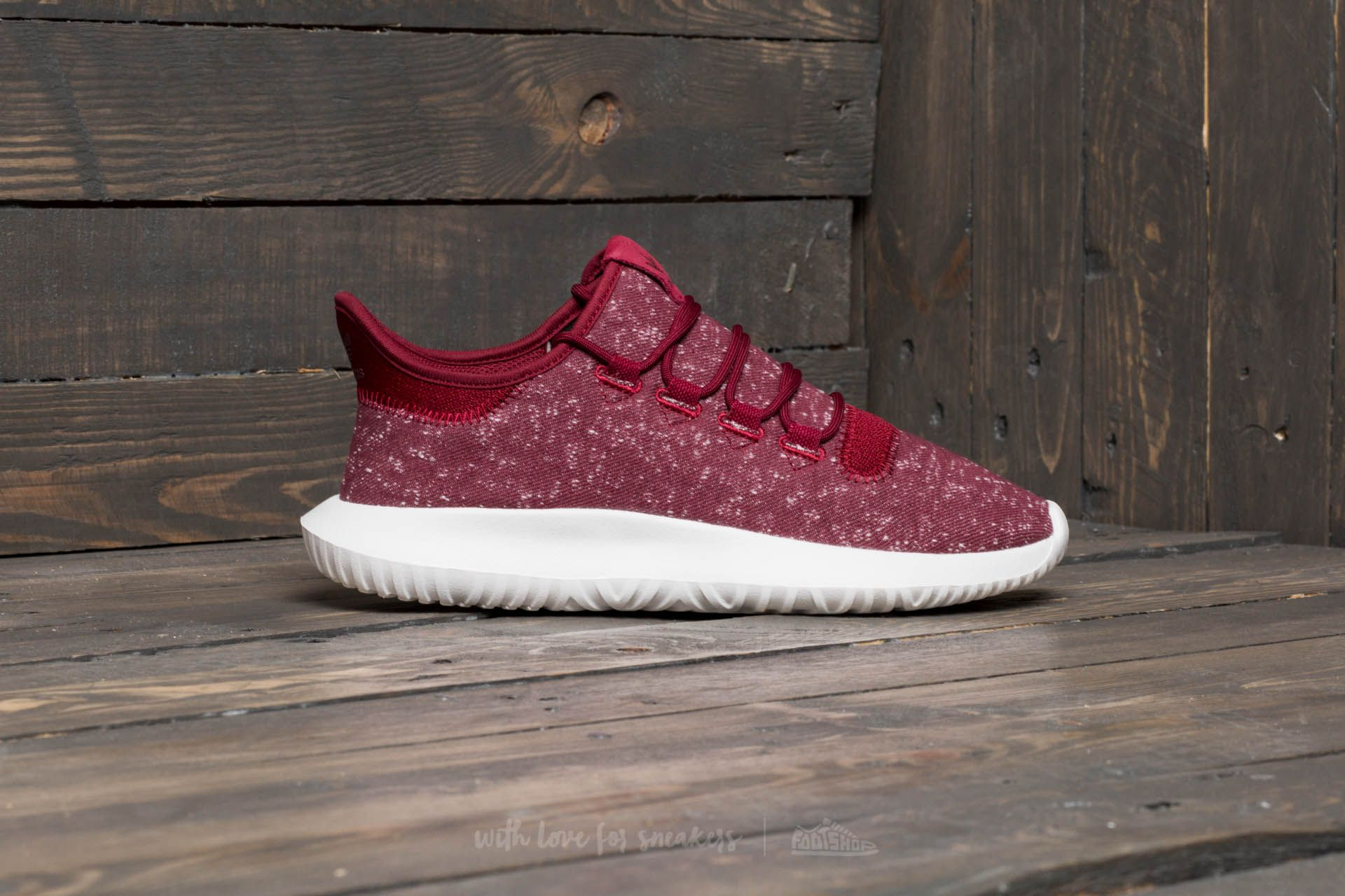 new arrival c341e dadb4 adidas Tubular Shadow Cburgu/ Crystal White | Footshop
