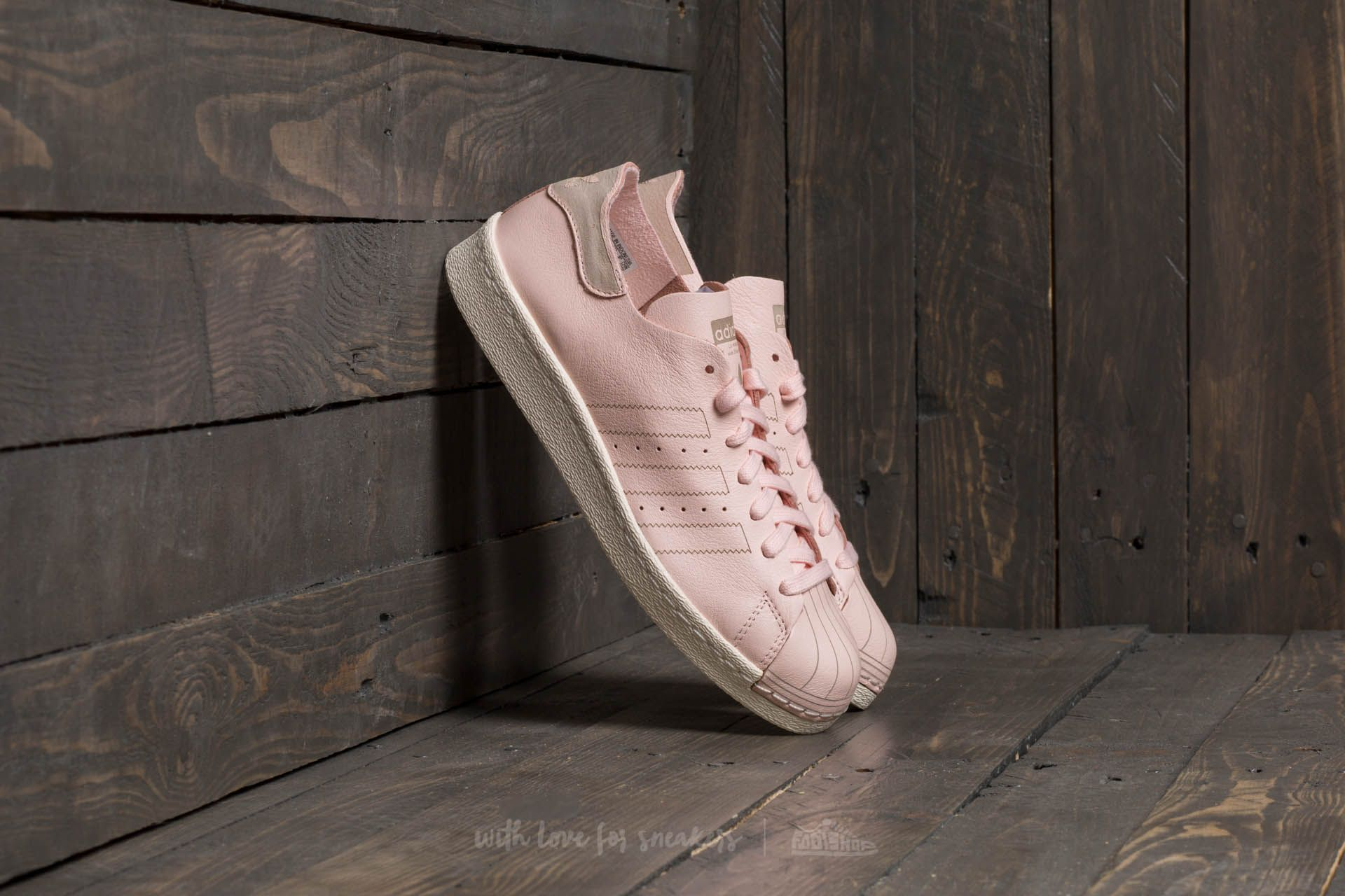promo code 96ba9 a233b adidas Superstar 80s Decon W
