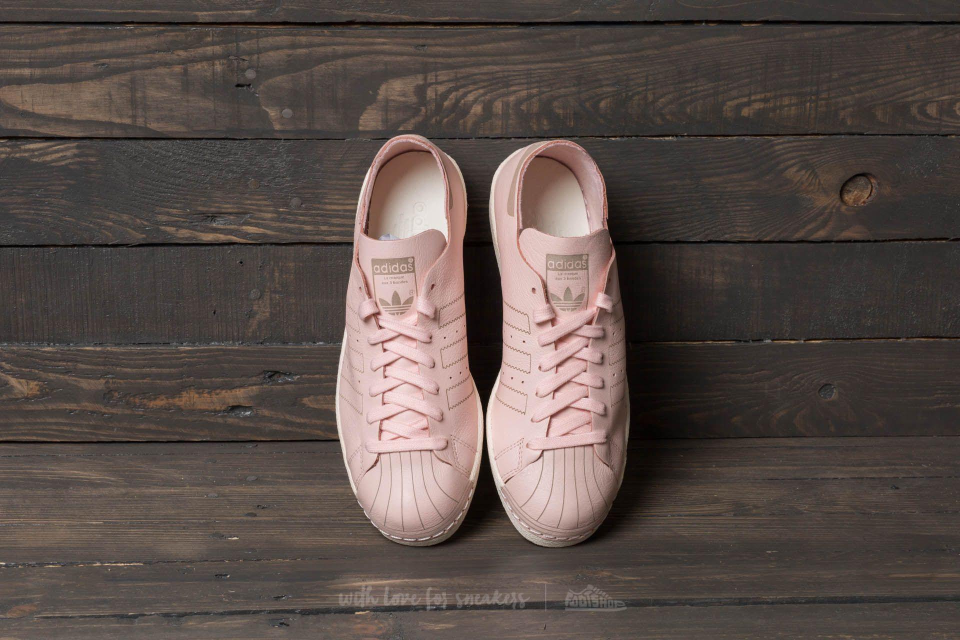 Adidas Superstar 80s Decon W