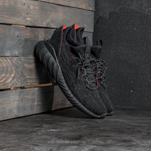 premium selection 9ba4f 5b289 adidas Tubular Doom Sock Primeknit Core Black/ Core Black ...