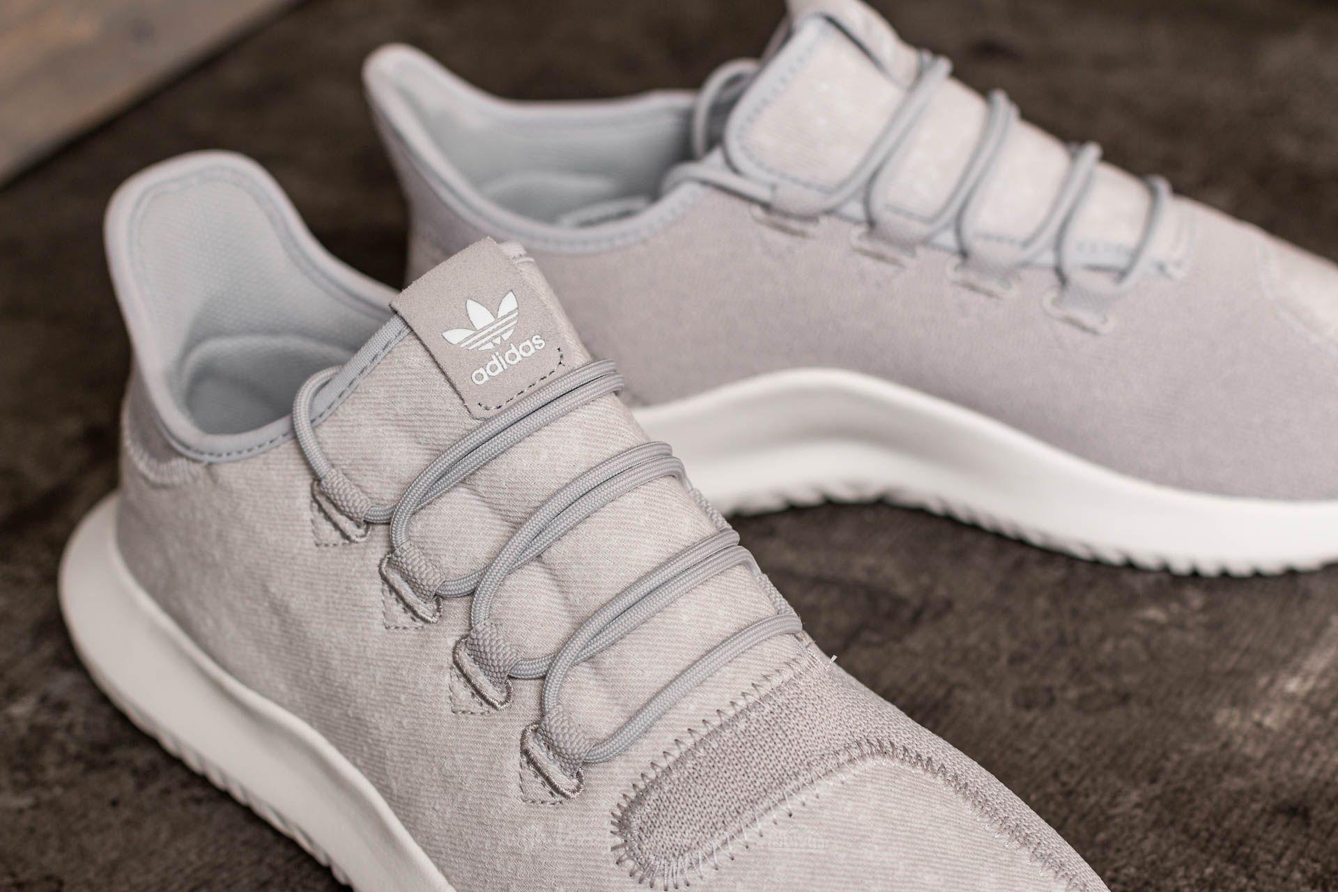 amplificación Correspondencia guirnalda  Men's shoes adidas Tubular Shadow Grey Two/ Crystal White/ Crystal White |  Footshop