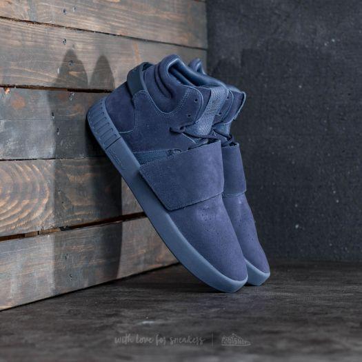 adidas Tubular Invader Strap shoes blue