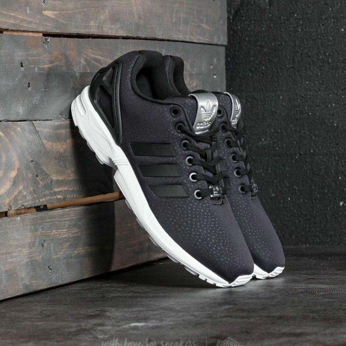 adidas ZX Flux W Core Black/ Core Black/ Silver Metallic EUR 36