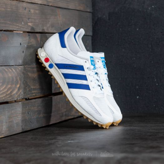 adidas LA Trainer OGVinted White/ Mystery Ink/ Gum