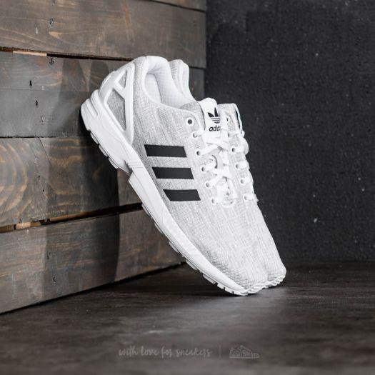 sports shoes 7ec2b 36a2b adidas ZX Flux Ftw White/ Core Black/ Grey One   Footshop