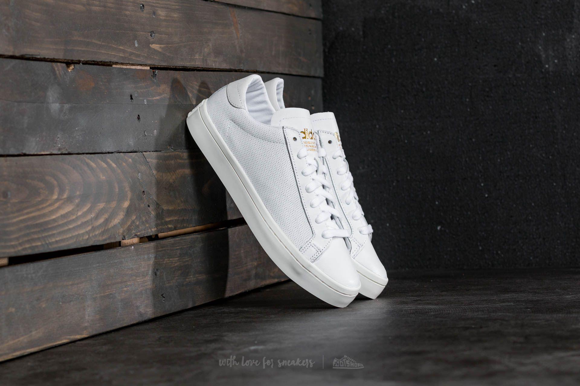 adidas Courtvantage Ftw White Ftw White Ftw White | Footshop