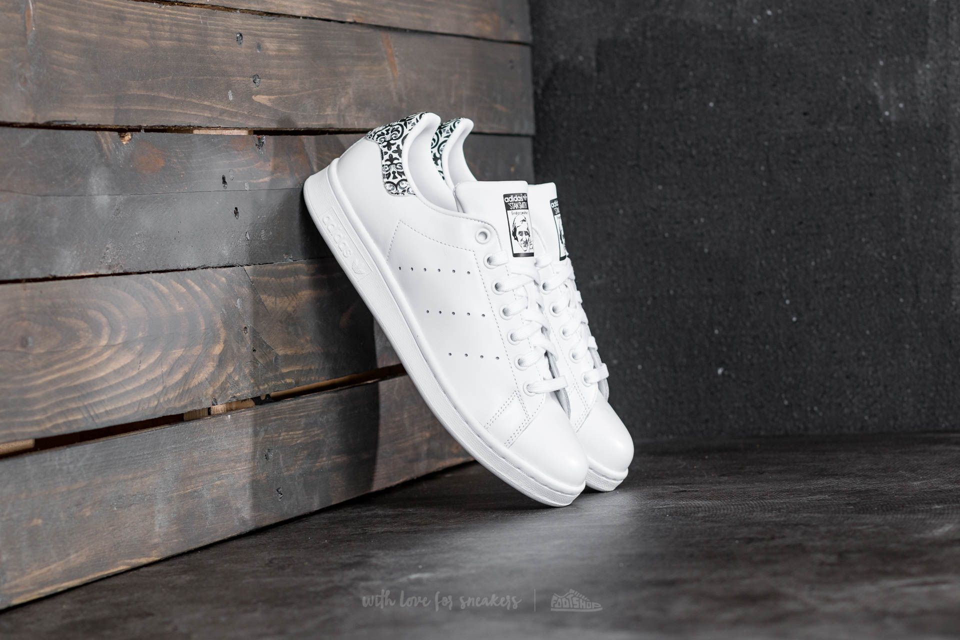 official photos 4fd7a 77c87 Adidas Stan Smith W Footwear White Core Black