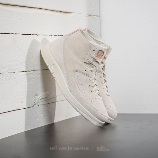 best service 9e001 9dbe5 Air Jordan 2 Retro Decon Sail/ Sail-Bio Beige | Footshop