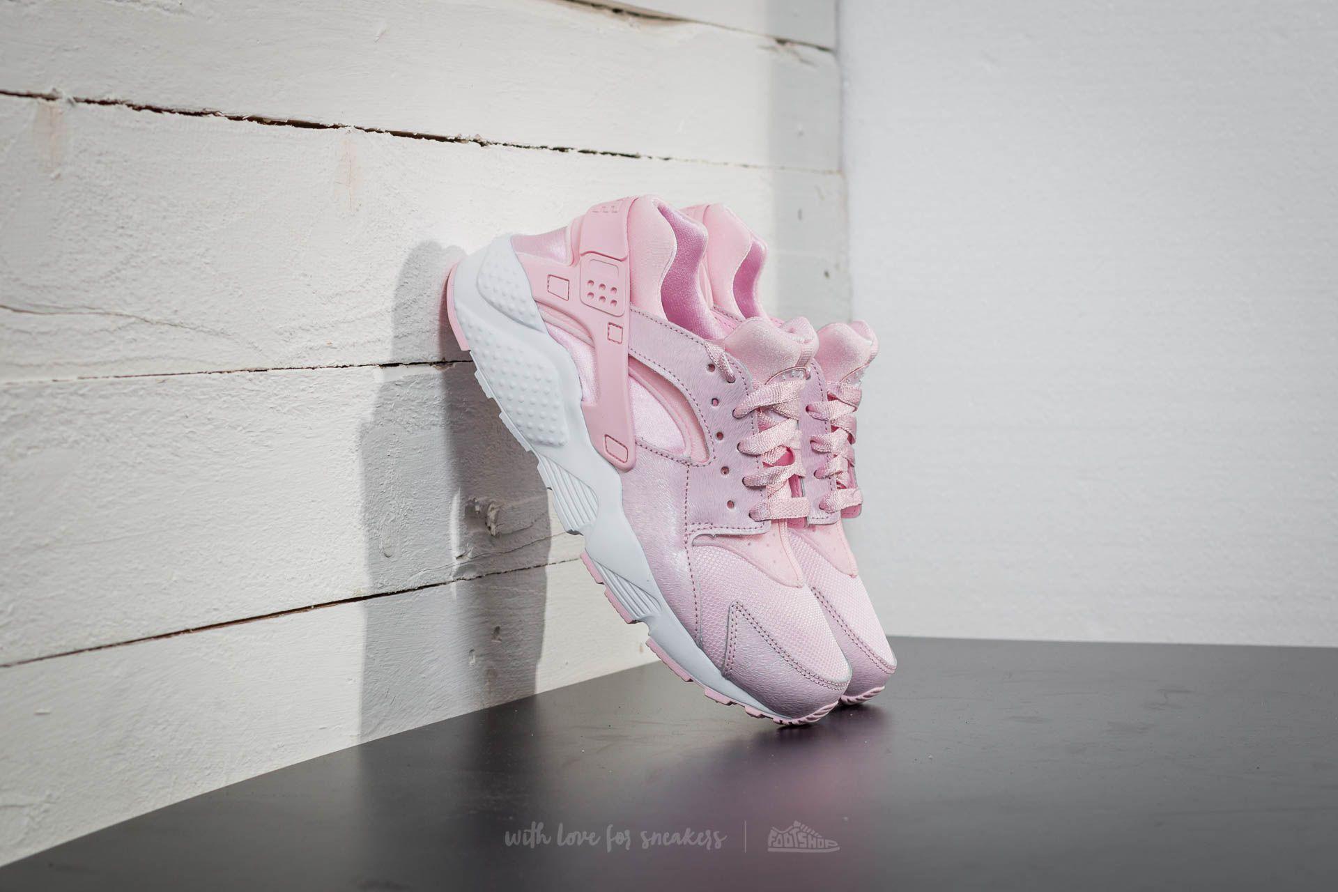 478d721a150e Nike Huarache Run SE (GS) Prism Pink  Prism Pink-White