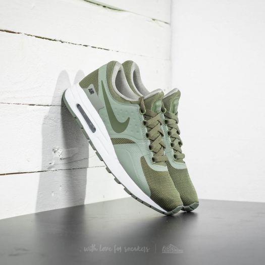 Nike Air Max Zero Essential GS Medium Olive/ Medium Olive   Footshop