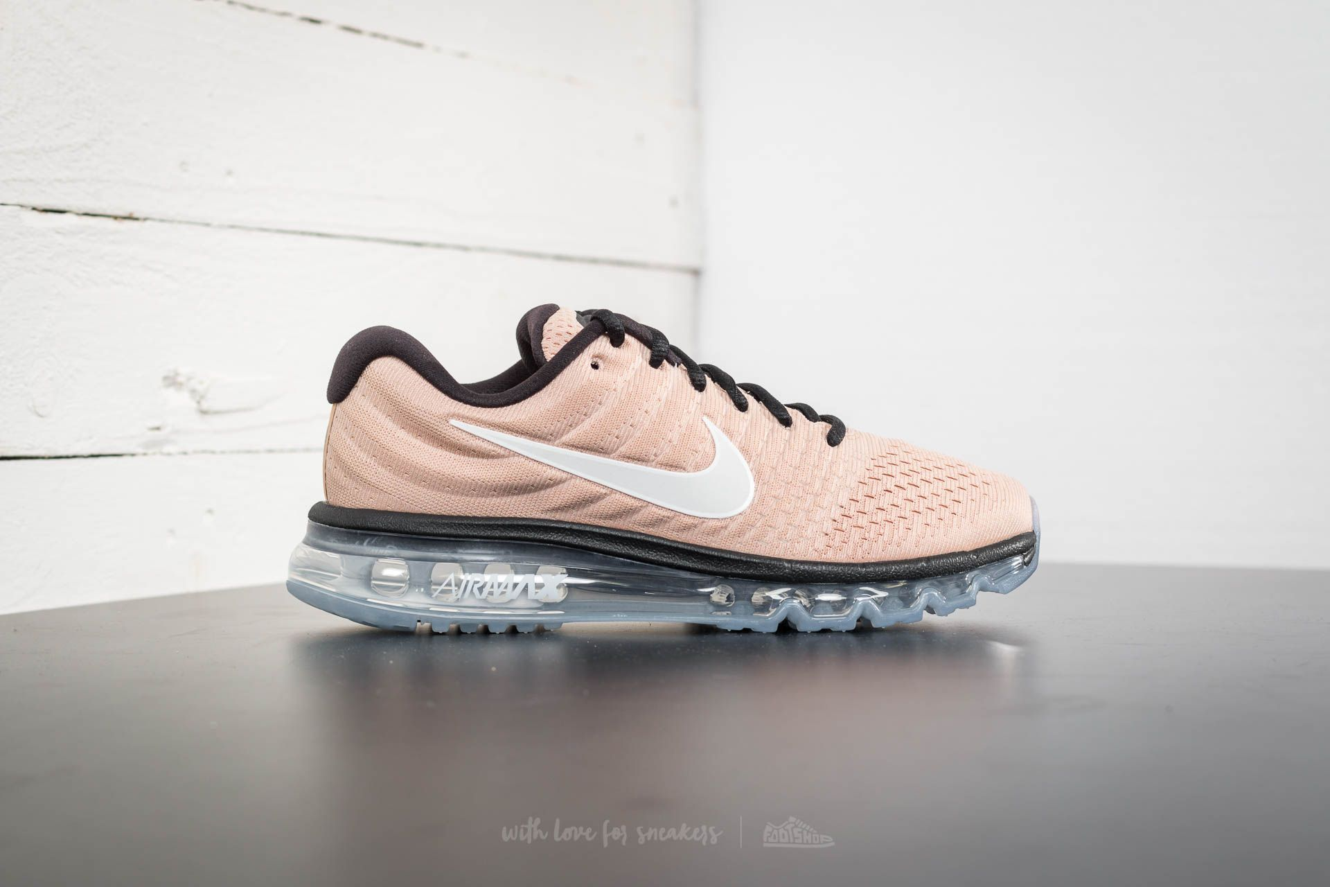 timeless design 224e1 44ebd Nike Air Max 2017 Bio Beige/ White-Black | Footshop