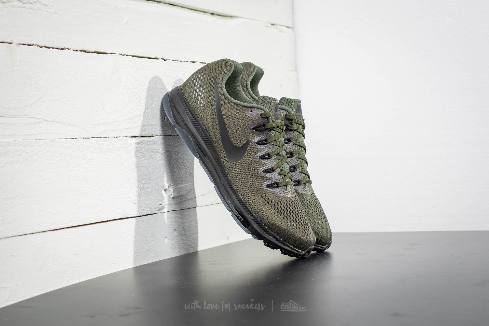 Vulgaridad adecuado Hora  Men's shoes Nike Zoom All Out Low Cargo Khaki/ Black | Footshop