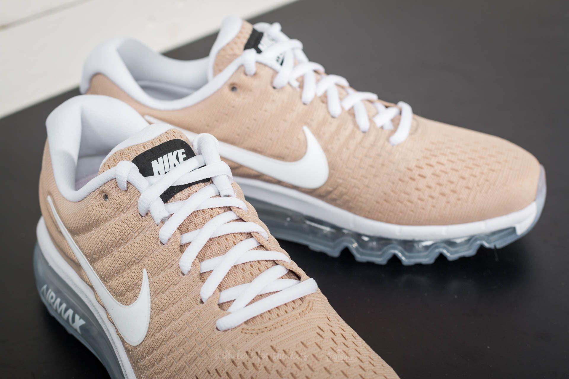 Nike WMNS Air Max 2017 Bio Beige/ White   Footshop