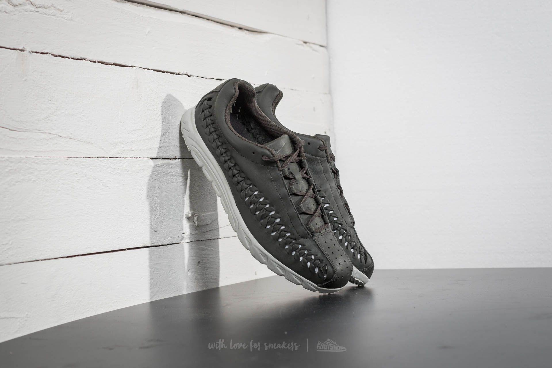 Nike Mayfly Woven Sequoia  Pale Grey-Black  aaa792e95
