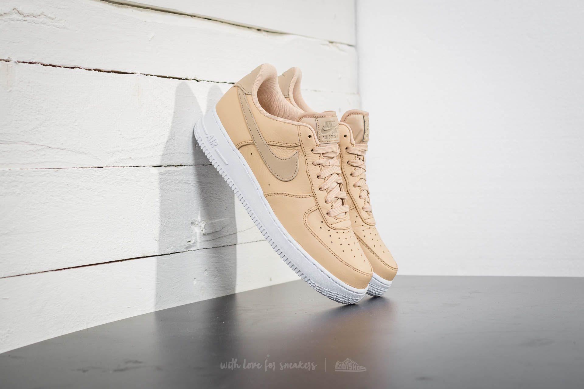 newest 37cd5 526f8 Nike Air Force 1 ´07 Premium Vachetta Tan/ Vachetta Tan | Footshop