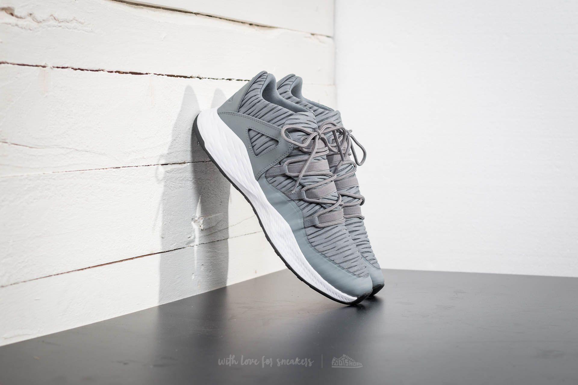 new style cee24 03fe9 Jordan Formula 23 Low. Cool Grey  Cool Grey-White
