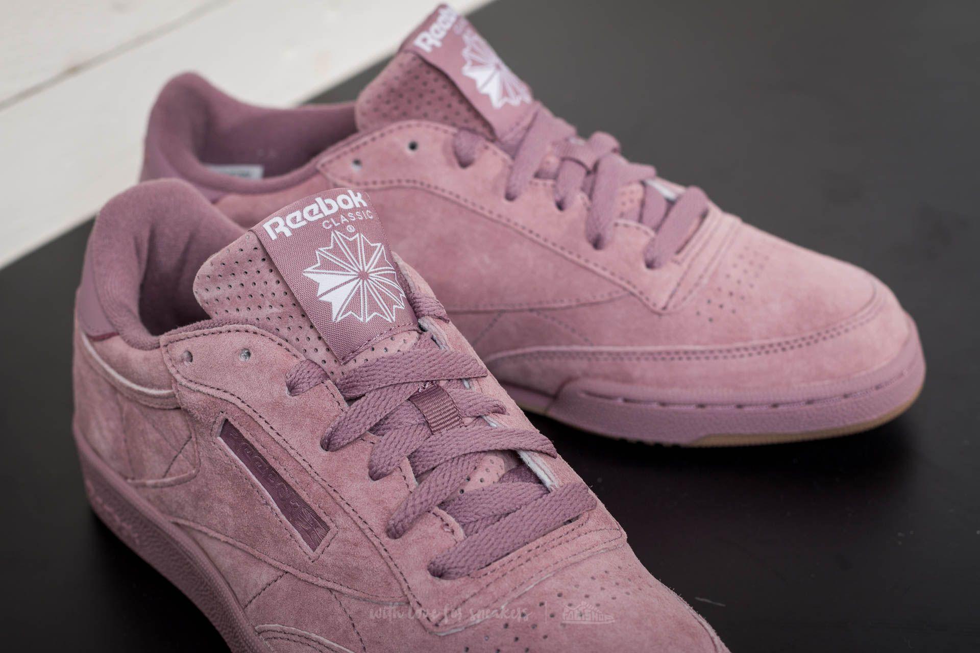 shoes Reebok Club C 85 SG Smoky Orchid