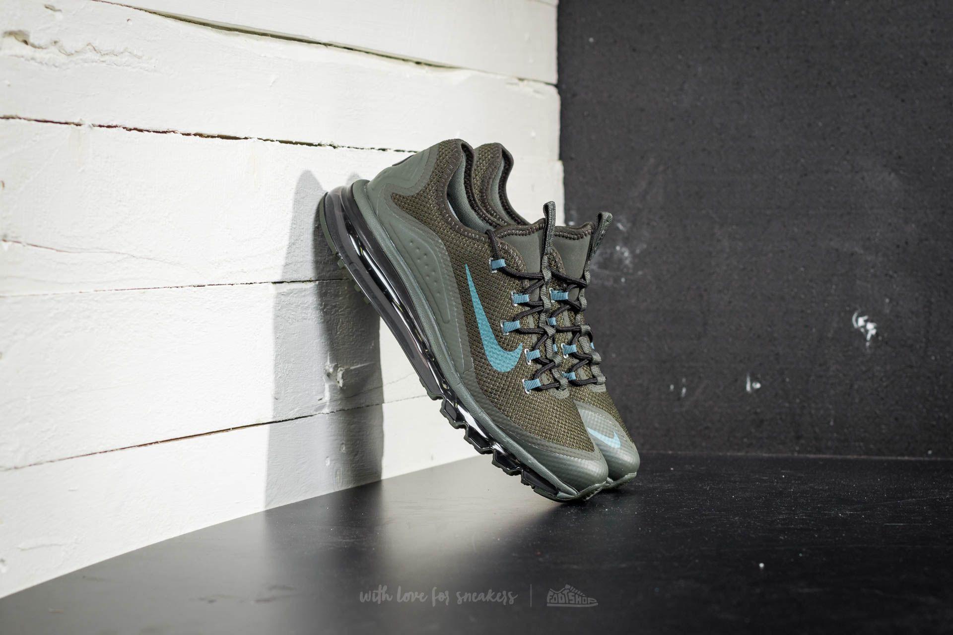c3cd34e14132 Nike Air Max More Sequoia  Iced Jade-Black