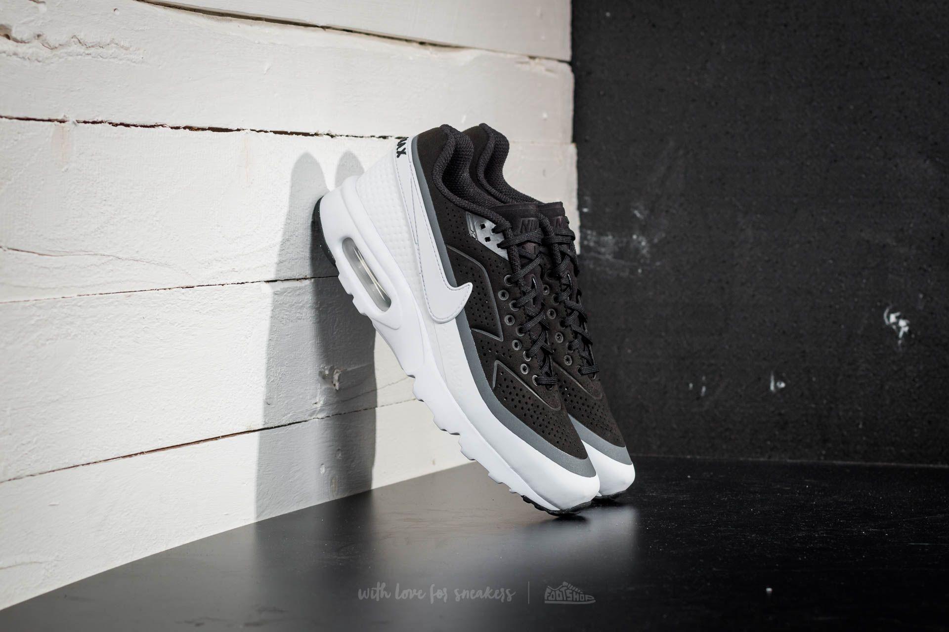 Nike Air Max BW Ultra Moire Black White Dark Grey | Footshop