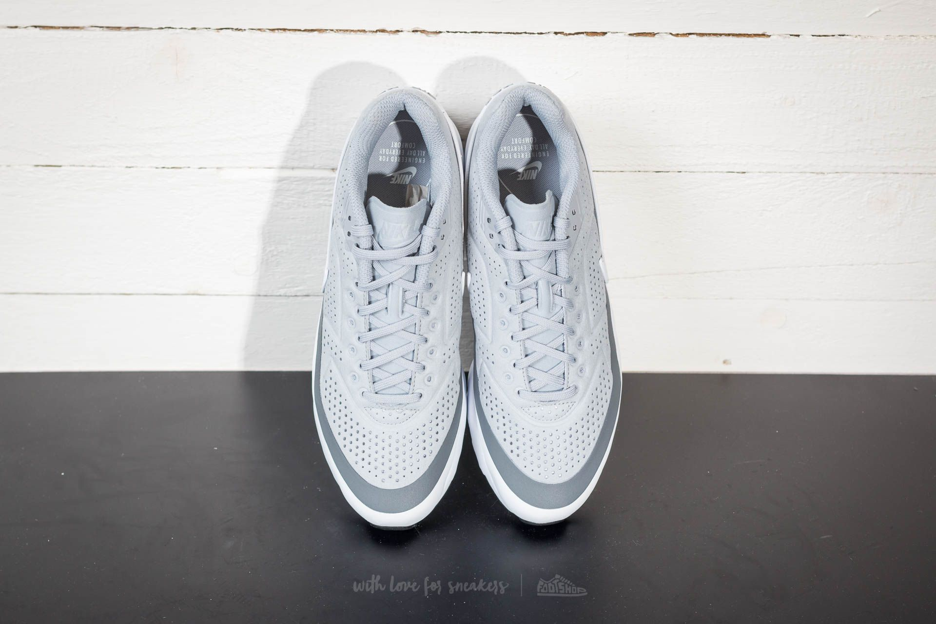 Nike Air Max BW Ultra Moire Wolf Grey White Reflect Silver | Footshop
