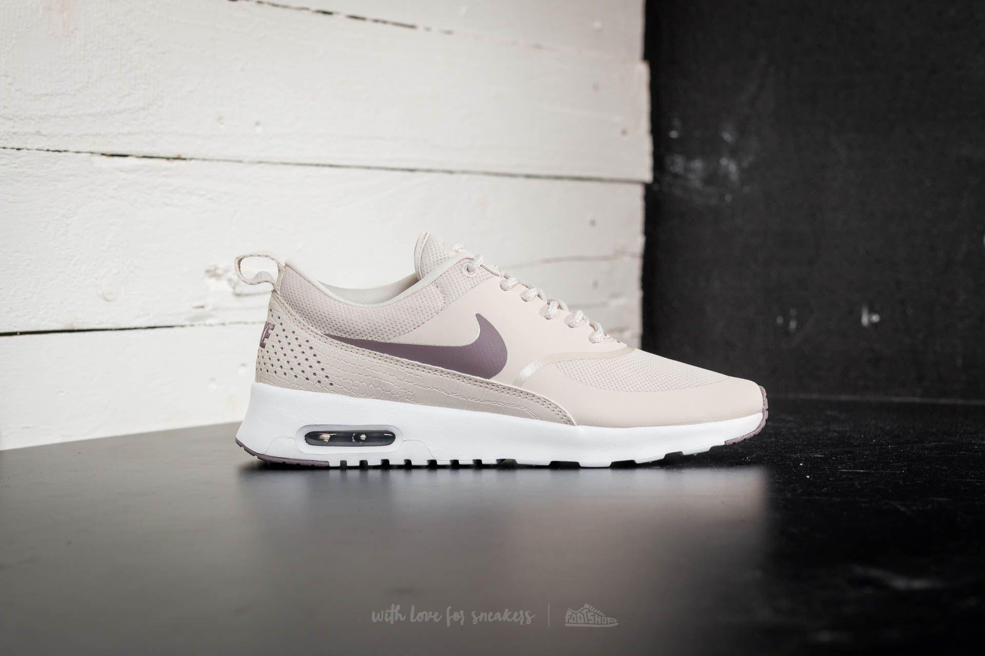 Nike Air Max Thea Women light orewood browntaupe grey au
