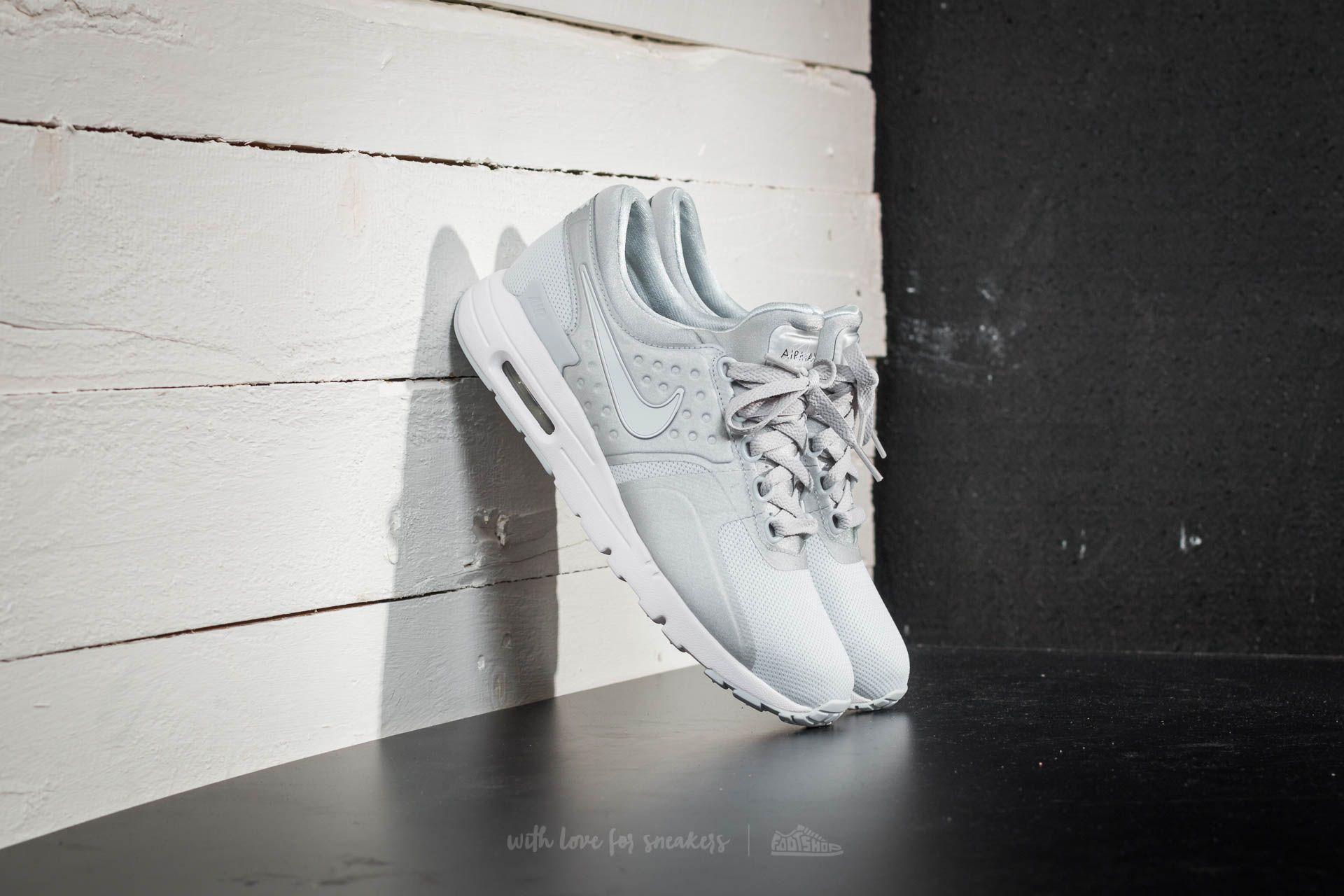 purchase cheap 23b6c 4dc93 Nike W Air Max Zero. Pure Platinum  Pure Platinum