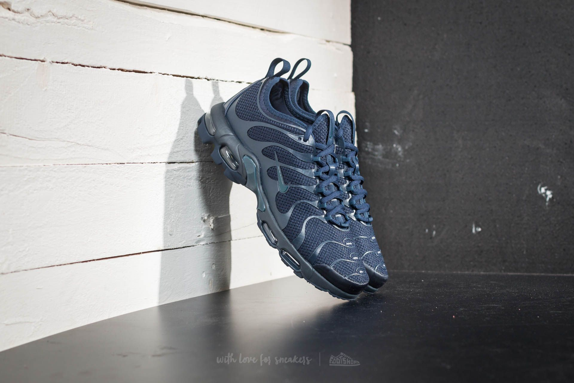best sneakers b56f8 eb827 Nike Air Max Plus TN Ultra. Obsidian  Armory Navy-Obsidian