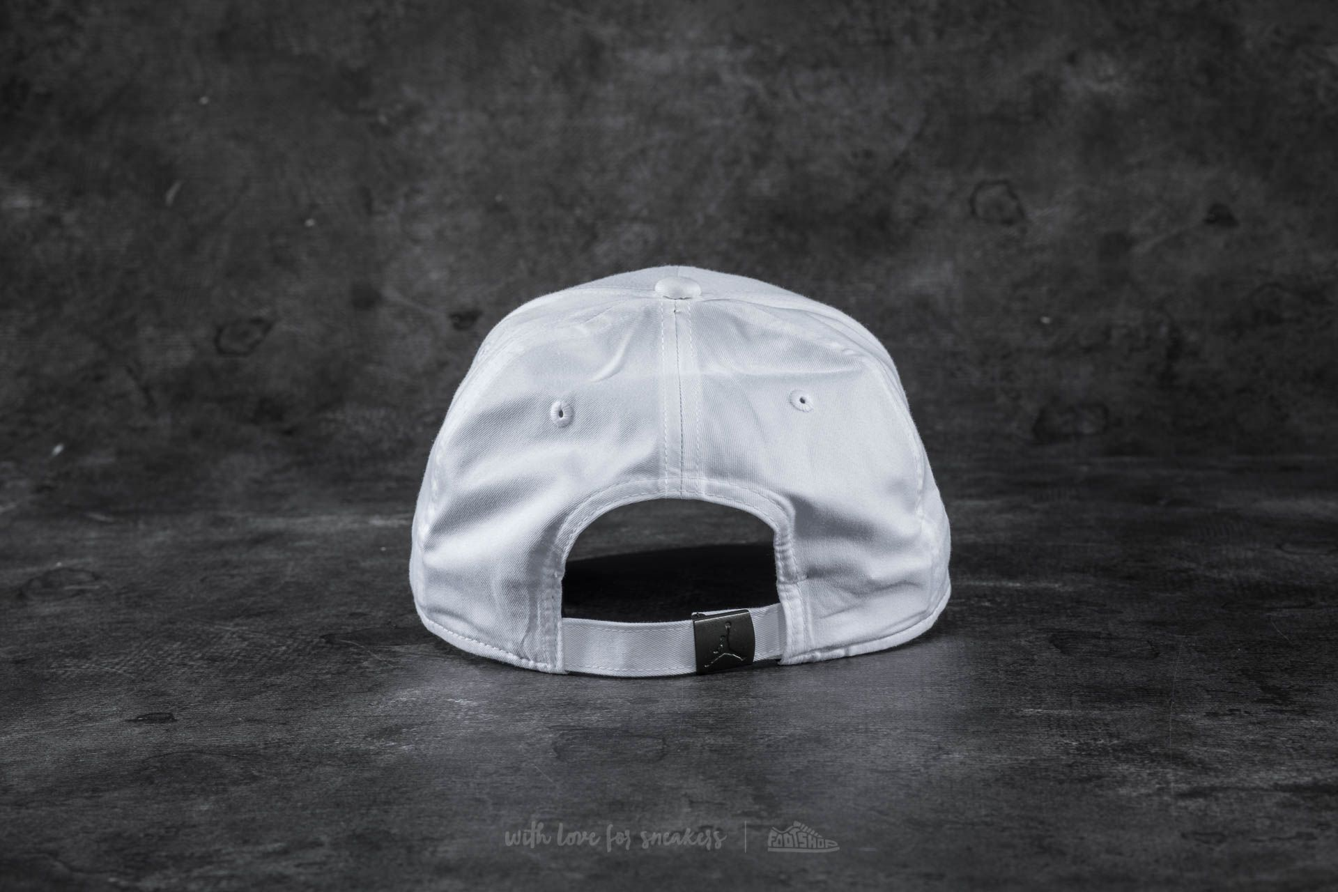 171438bb01d06 Jordan CLC99 Metal Jumpman Cap White at a great price  34 buy at Footshop