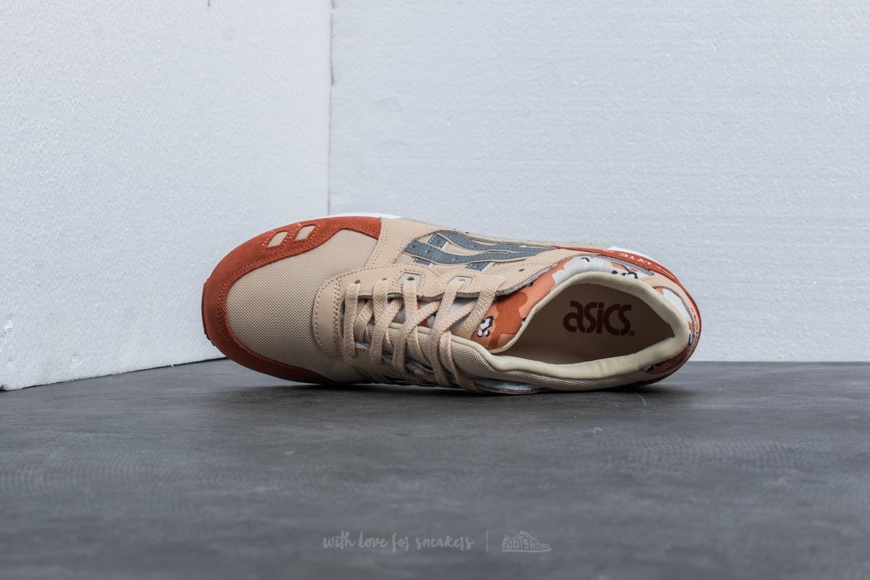 sports shoes c242d 09d46 Asics Gel-Lyte III Marzipan/ Silver   Footshop