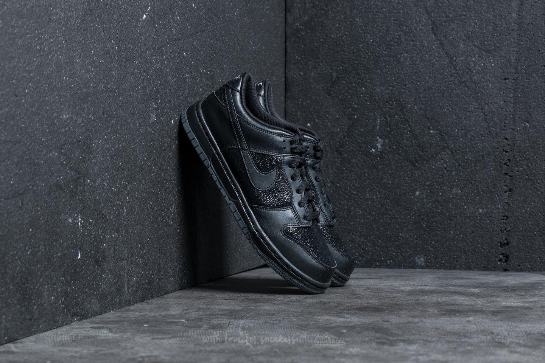best website 1f1f3 69d1e Nike Dunk Low SE (GS) Black/ Black-Dark Grey | Footshop