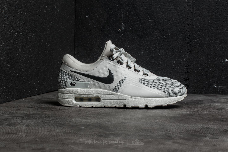 272fc1b7988eb Nike Air Max Zero Se Light Bone/ Black-Black | Footshop