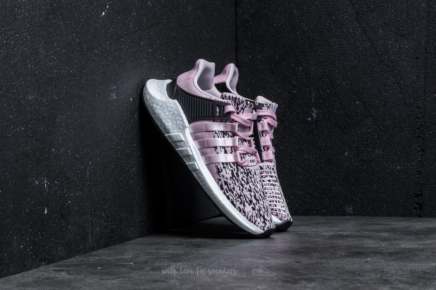 adidas Equipment Support 93 / 17 Wonder Pink/ Wonder Pink/ Footwear White
