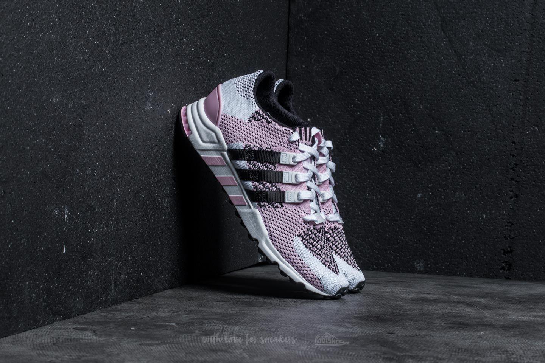 new concept cf7db b802f adidas Equipment Support RF Primeknit Wonder Pink Core Black Footwear  White at a great