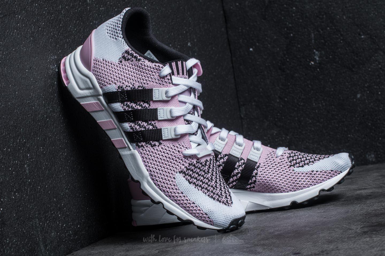 adidas Equipment Support RF Primeknit Wonder Pink Core Black Footwear White | Footshop