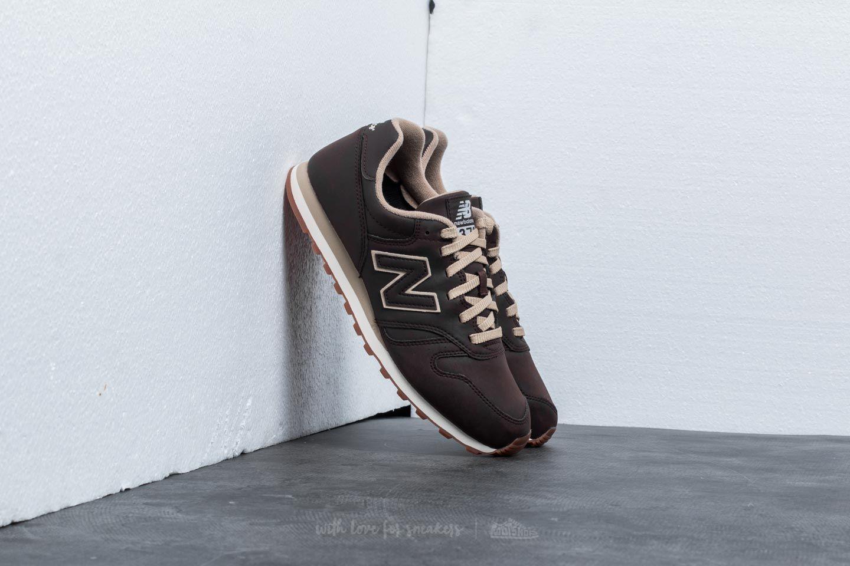 half off e6cae 5c55e New Balance 373 Brown | Footshop