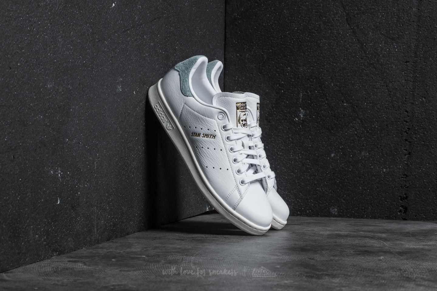 ea0d2d3761b adidas Stan Smith W Ftw White  Ftw White  Tactile Green