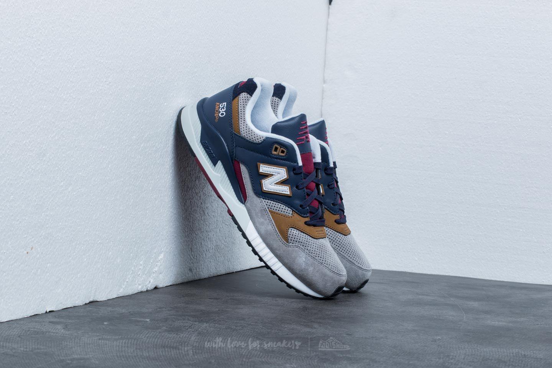 be9d73ff12a New Balance 530 Navy/ Grey | Footshop