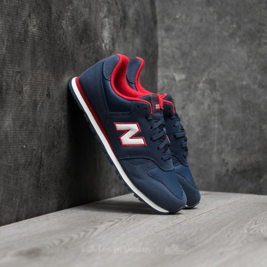 New Balance 373 Red | Footshop
